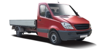 Dropside 3.5t trucks single cab van