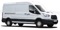 Long Wheel Base Vans - Ford Transit LWB
