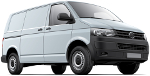 Medium Panel Vans - Ford Transit SWB