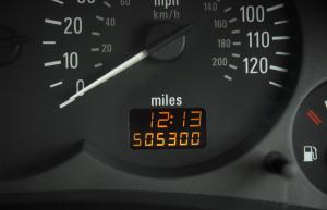 Proof - Nigel's 500,000 mile Vauxhall Combo