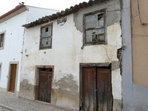 Derelict home in Izeda, Portgual