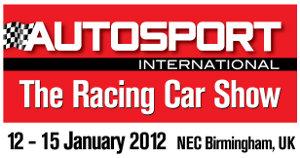 Autosport International logo and dates