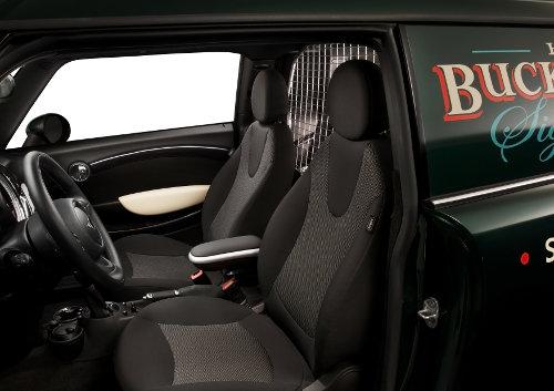 MINI Clubvan passenger compartment