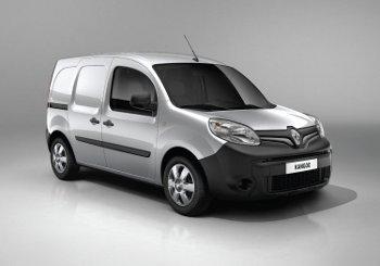 Renault Kangoo 2013 facelift model