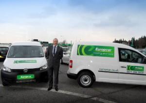 derby van hire europcar opens new branch. Black Bedroom Furniture Sets. Home Design Ideas