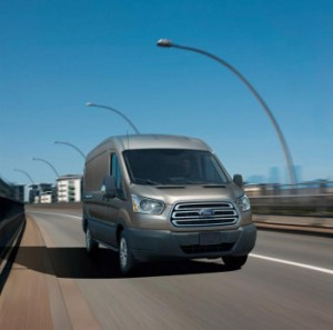 All-new Ford Transit 2-tonne model