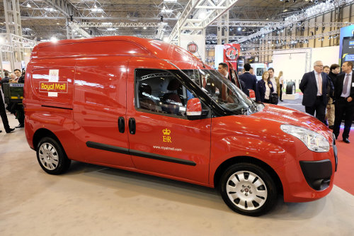 In pictures: van highlights from the CV Show 2014 ...