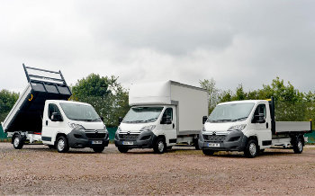 Citroen Relay conversions