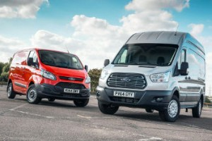 Ford Transit and Ford Transit Custom
