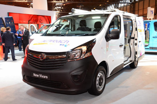 In Pictures Cv Show 2015 Highlights From Vans To Tv