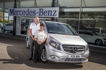 Arnald Cars Mercedes-Benz Vito Tourer