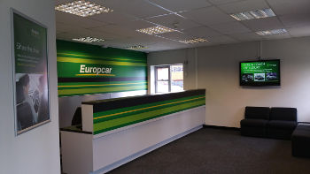 Europcar Bristol South branch