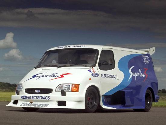 Ford Transit Supervan 3