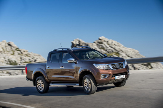 Nissan NP300 Navara pick-up