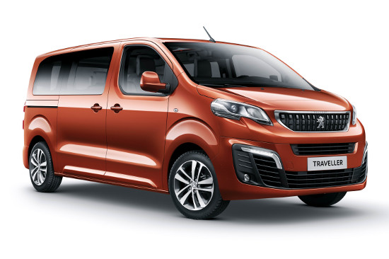 Peugeot Traveller / Expert