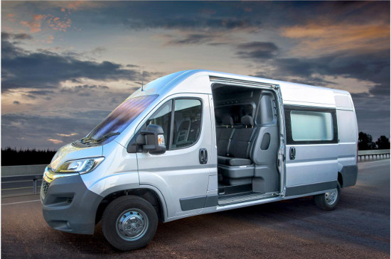 Citroen Relay Crew Van