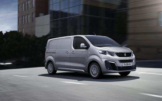 New 2016 Peugeot Expert