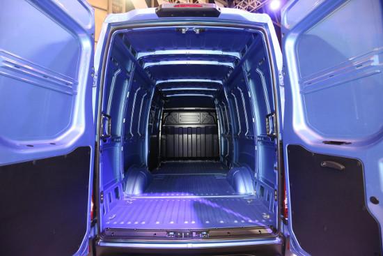 Iveco Daily Euro 6 interior