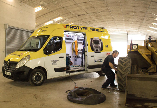Protyre Renault Master