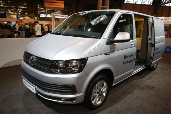 Volkswagen Transporter at CV Show