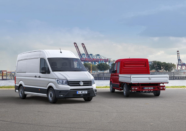 All-new Volkswagen Crafter
