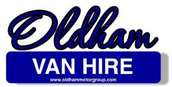 Oldham Van Hire logo