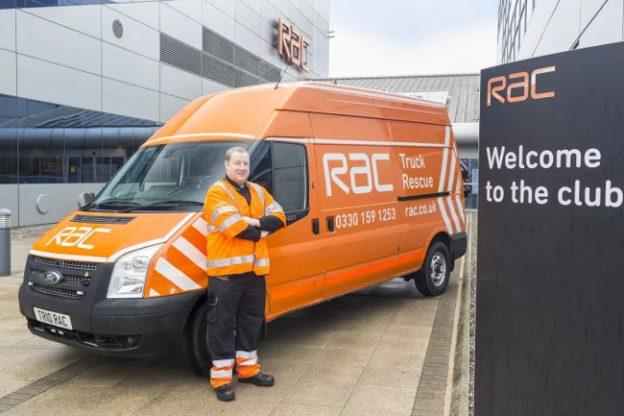 RAC Truck Rescue Patrol