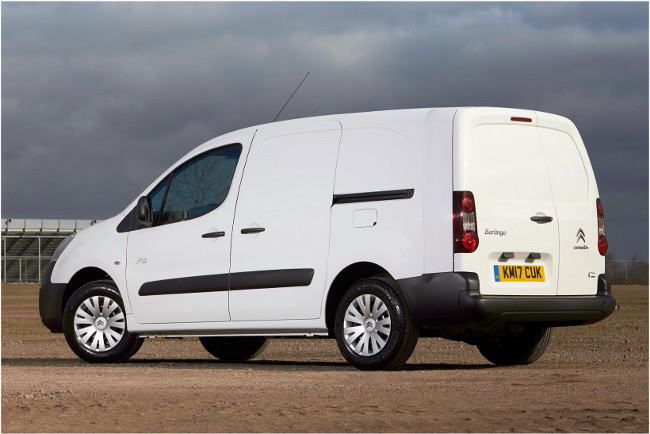Citroen Berlingo L2 electric van