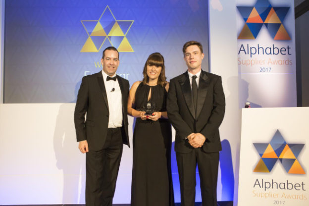 Europcar UK wins Alphabet Rental Provider of the Year award