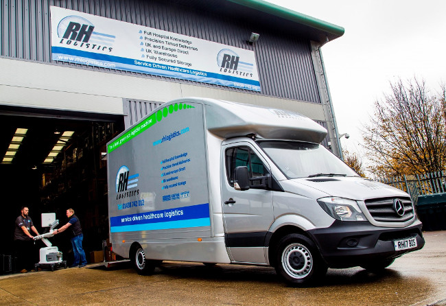 RH Logistics Mercedes-Benz Sprinter