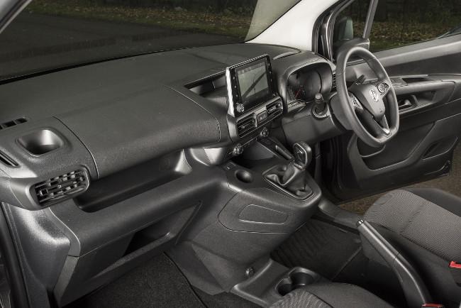 Vauxhall Combo interior